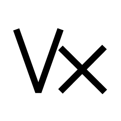 Vertex Astrology symbol