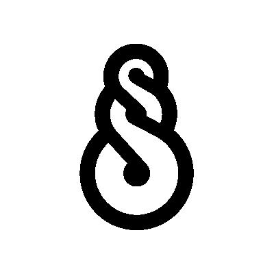 Pikorua Double Twist Maori symbol