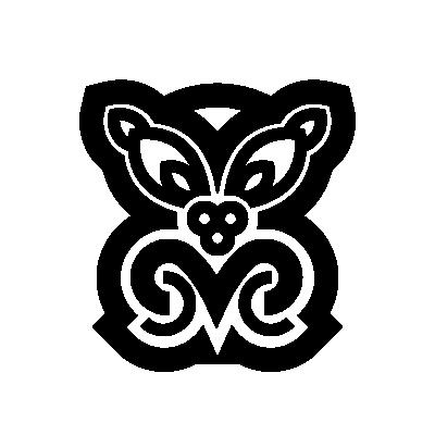 Tāne Maori Symbol