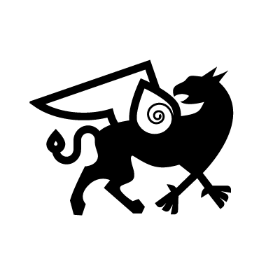 The Griffin Celtic symbol