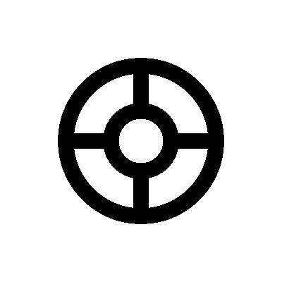 Wheel of Taranis Celtic symbol