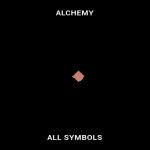 Alchemy symbols map