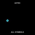 Aztec symbols map