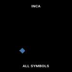 Inca symbols map