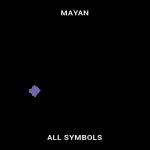 Maya symbols map