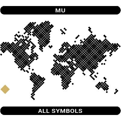 Mu symbols map