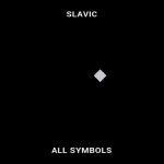 Slavic symbols map
