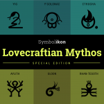 Lovecraftian Mythos Symbol