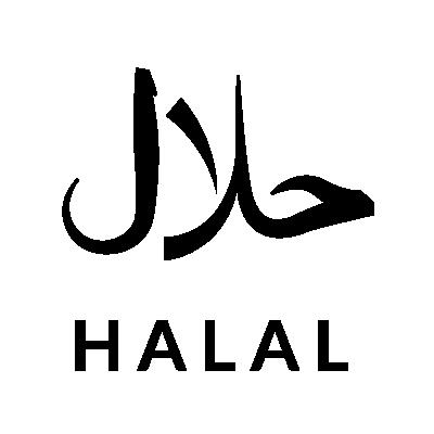 Halal Islam Symbol
