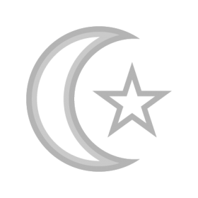 Star and crescent Islam Symbol