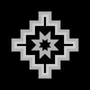 Bandera de Leftraru Mapuche Symbols