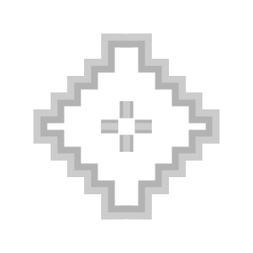 Cruz simétrica Mapuche Symbols