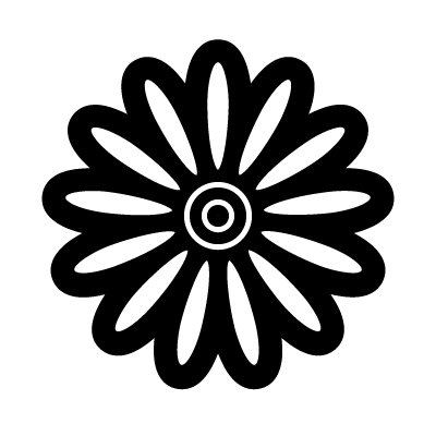 Black-Eyed Susan Flower Symbol