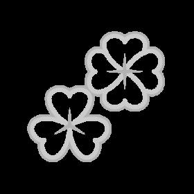 Clover Flower symbol