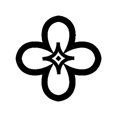 Lilac Flower Symbol