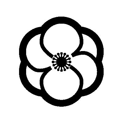 Poppy Flower Symbol