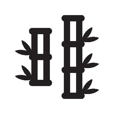 Bamboo Chinese Symbol