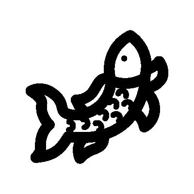 Goldfish Chinese Symbol