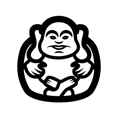 Laughing Buddha Chinese Symbol