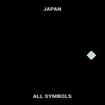 Japan all category symbols