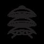 Mibu Japanese Symbol