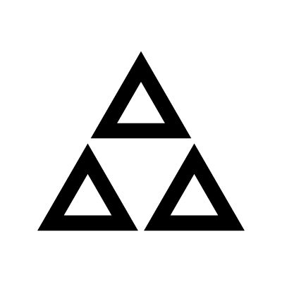 Mitsu Uroko Japanese Symbol