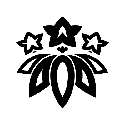 Sasarindou Japanese Symbol